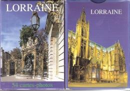 Jeu De 54 Cartes Photos - LORRAINE - Edition PIERRON Sarreguemines - Playing Cards (classic)