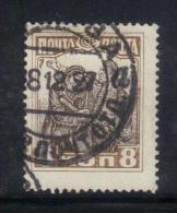 W2800 - RUSSIA 1927 , 8 K N. 388 Rivoluzione Ottobre - 1923-1991 URSS