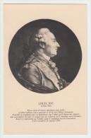 CPA - Portrait Historique De Louis XVI Roi De France - Éditions Rueil-Malmaison - Neuve - 2 Scans - Personnages Historiques