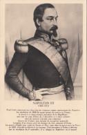 CPA - Portrait Historique - Napoléon III En Uniforme - Empereur (France) - Rueil-Malmaison - Neuve - 2 Scans - Personnages Historiques