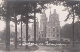 Zwarte Fotokaart Chateau De  Lovendegem - Lovendegem