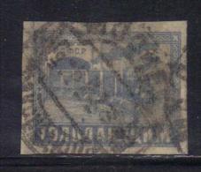 W2986 - RUSSIA 1922 , Pro Affamati Volga N. 186 Usato . Treno - 1917-1923 Republic & Soviet Republic