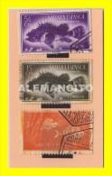ESPAÑA -  COLONIA ESPAÑOLA - ZAHARA AÑO -  1953 - Sahara Español