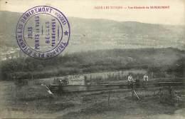 - Ref -H779 - Vosges - Vue Generale De Remiremont - Panneau  Et Cachet Trianon  De Saint Etienne Les Remiremont - - Remiremont