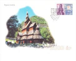 Cachet Commémoratif-OSLO-11/6/1999 - Cartas