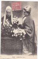 BREST. - Le Marché Aux Fleurs. Carte RARE - Brest