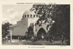 418 Section Palestinienne à L Exposition Coloniale De Paris 1931 Architecte Georges Wybo Né à Paris 1 Er - Palestine
