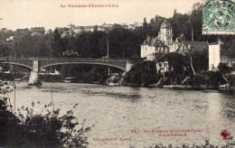 LA VARENNE - CHENNEVIERES....les Coteaux De Chennevières...1917......14 X 9 - France