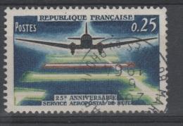 FRANCE - 1959 -  Obl. - Y&T 1196  - Valeur  0.8€ - France