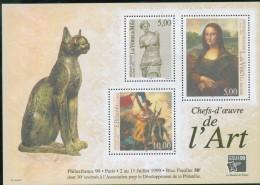 France 1999 - PHILEXFRANCE'99, Paris - BF 23, Neuf** - Sheetlets