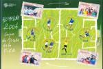 France 2006 - Coupe De Monde De Football, Allemagne - BF 97, Neuf**, Non Plie - Sheetlets