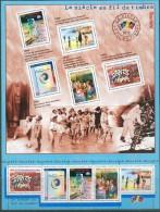 France 2000 - Millenium (Nr.2) - Societe - BF 32, Neuf**, Non Plie - Sheetlets