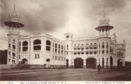 Railway Station Of Kuala Lumpur F.M.S. - Maleisië