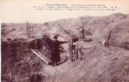 00 - MILI - Environs De REIMS - Fort De La Pompelle - Tombe - Animation - Guerre 1914-18