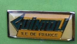 BATIMENT GUINTOLI ILE DE FRANCE - Badges