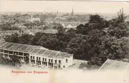 Panorama Von Singapore - Singapore