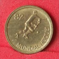 PORTUGAL  1  ESCUDOS  1983   KM# 612  -    (Nº12321) - Portugal