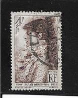 N° 738 FRANCE  - AU PROFIT DE LA FONDATION COQUELIN -  OBLITERE  - 1945 - Usados