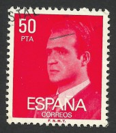 Spain, 50 P. 1981, Sc # 2191, Mi # 2513, Used - 1931-Aujourd'hui: II. République - ....Juan Carlos I