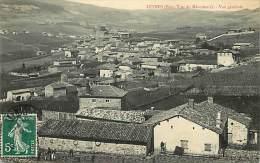 - Ref - H702 - Saone Et Loire - Leynes ( Bons Vins Du Maconnais ) - Vue Generale - - Andere Gemeenten