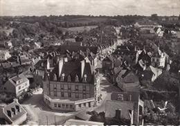 GUÉMENÉ Sur SCORFF - Place De La Mairie Et Vue Panoramique - (Ga2-444) Neuve - Guemene Sur Scorff