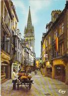 COMMERCE - RUE PIETONNE à CAEN 14 : Rue Froide - Rue Typique - CPSM GF - - Trade