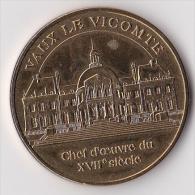 Vaux Le Vicomte - (voir Scans Recto/verso) - Monnaie De Paris