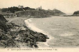 B13829 St Quay Portrieux - Les Falaises - France