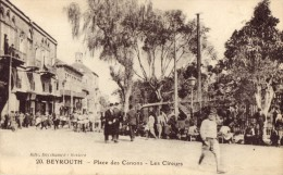 Beyrouth Place Des Canons - Libanon