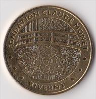 Fondation Claude Monet - Giverny -  (voir Scans Recto/verso) - 2014