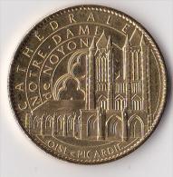 Cathédrale Notre-Dame De Noyon -  (voir Scans Recto/verso) - Arthus Bertrand