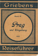 Prag Und Umbebung-1927 - Livres, BD, Revues