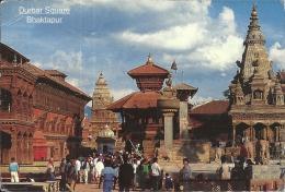 NEPAL  BHAKTAPUR  Durbar Square - Nepal