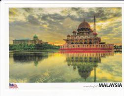 Malaysia 2010 Postcard  Putra Mosque Putrajaya - Malaysia