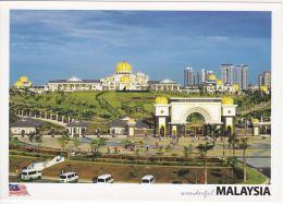 Malaysia 2010 Postcard  The National King Palace Yang Dipertuan Agong At Kuala Lumpur - Malaysia