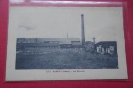 Cp  Bezuet La Verrerie - Industrial