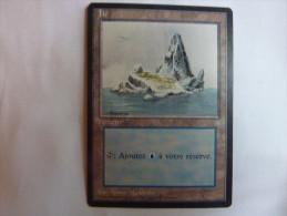 Magic The Gathering Ile Terrain - Jeux De Société