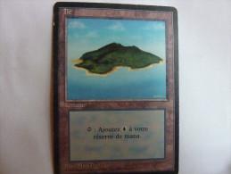Magic The Gathering île Terrain - Zonder Classificatie