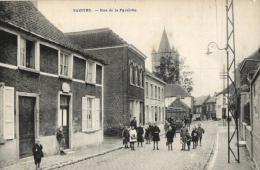 BELGIQUE - BRABANT WALLON - TUBIZE - SAINTES - Rue De La Favelotte. - Tubize