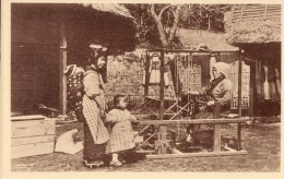 Weaving To Cloth - Japan