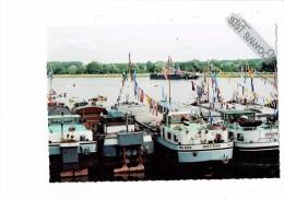21 - SAINT JEAN DE LOSNE - Pardon Des Mariniers Sur Saône - Fête Batellerie 21 Juin 1992 Péniche AMSTERDAM VAN GOGH - Other Municipalities