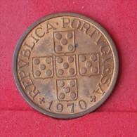 PORTUGAL  50  CENTAVOS  1970   KM# 596  -    (Nº12389) - Portugal