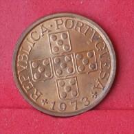 PORTUGAL  50  CENTAVOS  1973   KM# 596  -    (Nº12391) - Portugal