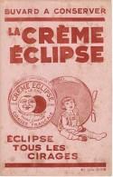 Buvard - Cirage Français - La Crème Eclipse à La Cire - Enfant - R.C. Seine 59808 - - C