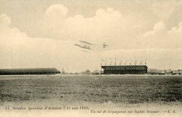 B13874 Un Vol De Legagneux - Aviation