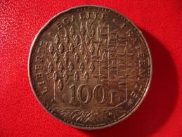 100 Francs Panthéon 1983 3178 - Francia