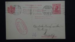 Romania - 1912/14 - Mi: P56 Used - Postal Stationery - Look Scan - Ganzsachen