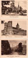 Lot Chromo  - Quintonine - S.I.C. L. Mauguière, Paris - N° 16 + 19 + 86 - Chromos