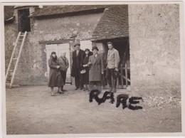 AISNE,PICARDIE,VOUEL EN 1932,TERGNIER,PICARDIE,FE RME,FERMIER,propriétaire Terrien,rare