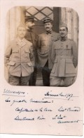 ELLWANGEN CARTE PHOTO DE PRISONNIERS FRANCAIS EN 1917 - Ellwangen